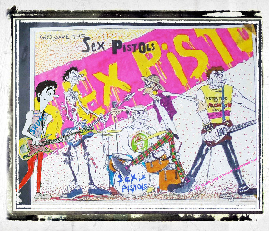 Sex Pistols - God Save The Sex Pistols - The Premier Sex Pistols Site
