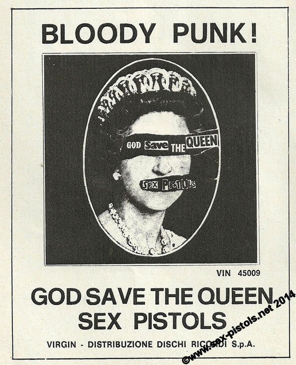Sex Pistols God save the queen le sexe Malyalam