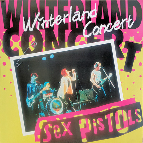 bodies sex pistols live at winterland in New Mexico