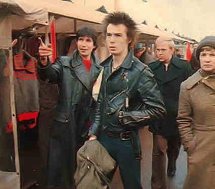 God Save The Sex Pistols Forum 101