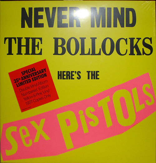 Sex pistols never mind the bollocks picture 26