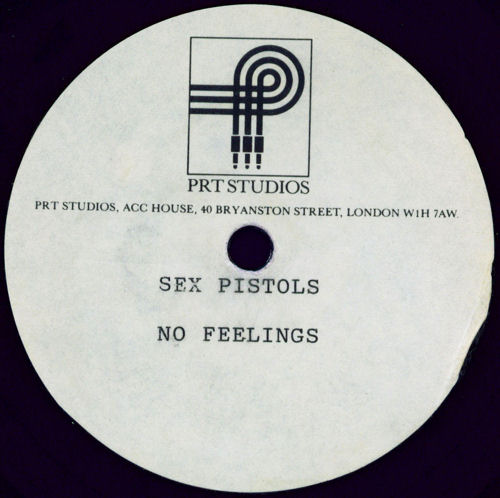 Pistols no feelings sex