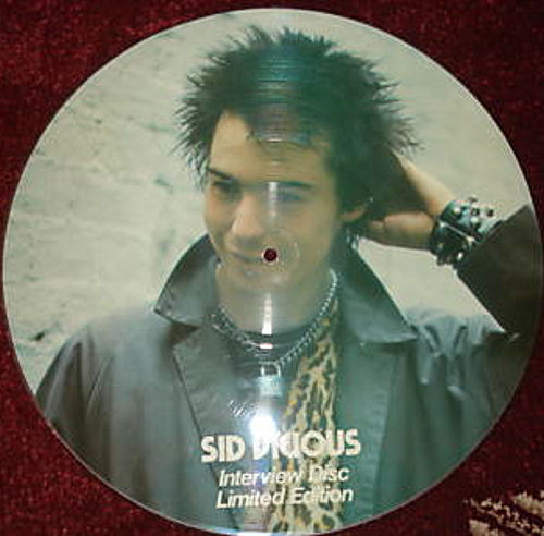 God Save The Sex Pistols Interview Vinyl Records