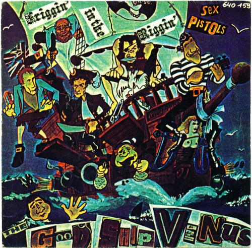 Sex Pistols Friggin In The Riggin 46