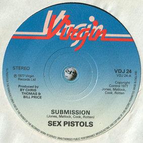 Sex pistols submission
