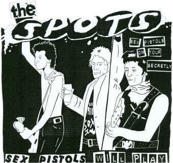 anarchy in the uk de los sex pistols in Welland