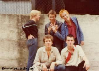 Early sex pistols photos galleries 987